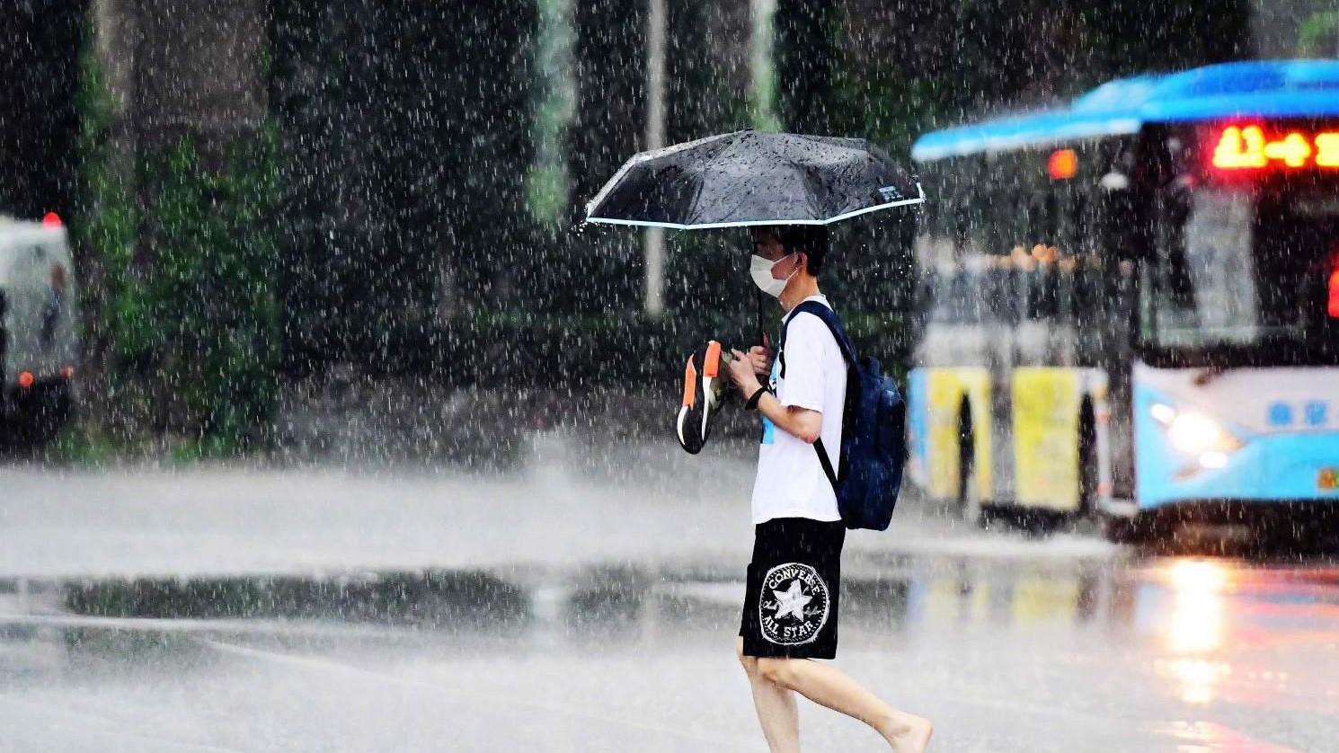 今天江苏淮河以南地区出梅